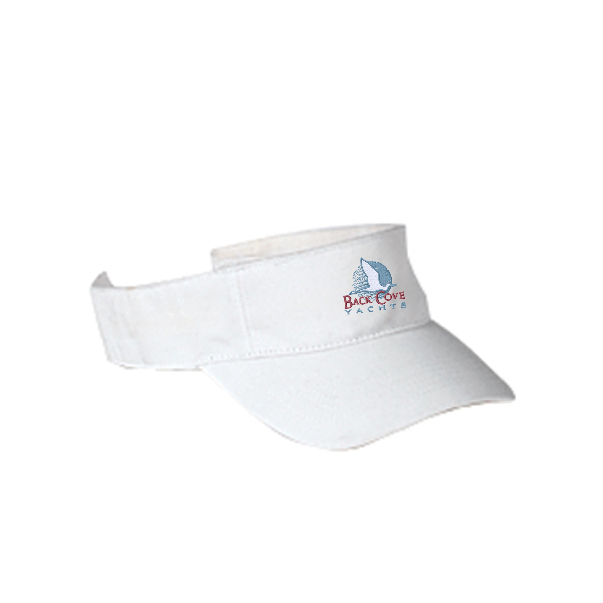 Back Cove Yachts - Cotton Twill Visor