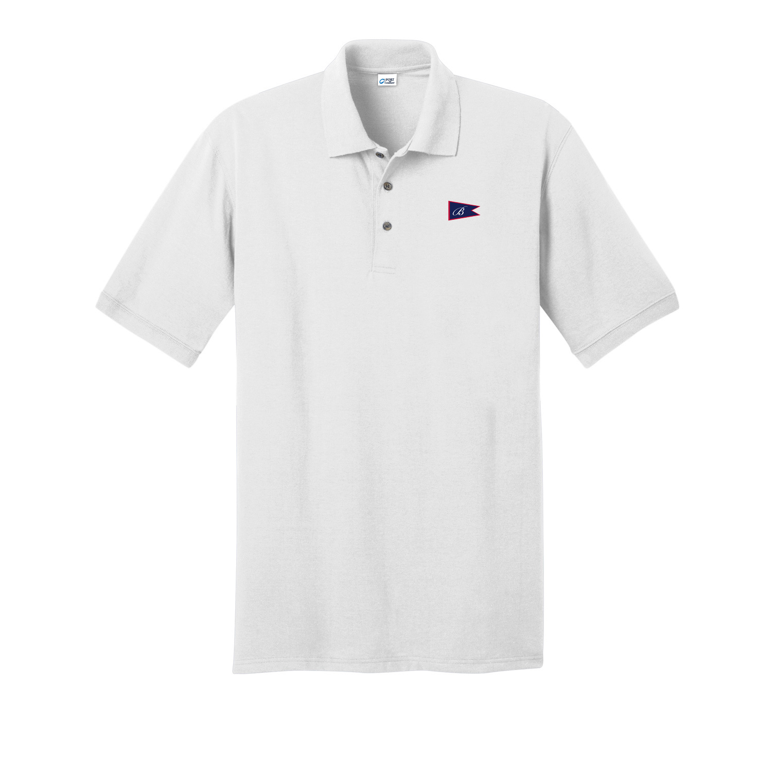 Boathouse of Harbor Springs - Men's Cotton Polo (BHS101)