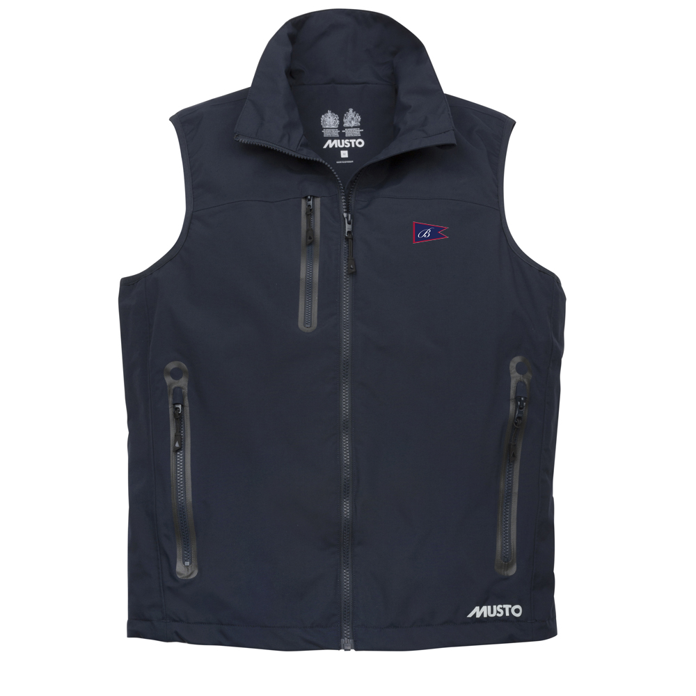 Boathouse of Harbor Springs -  Men's Musto Sardinia BR1 Gilet (BHS622)