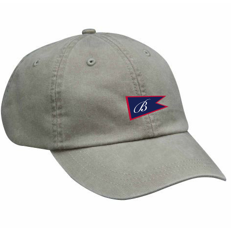 BOATHOUSE OF HARBOR SPRINGS- ADJUSTABLE HAT