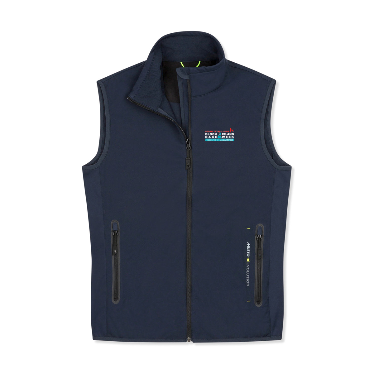 Block Island Race Week 2019 - Men's Softshell Vest