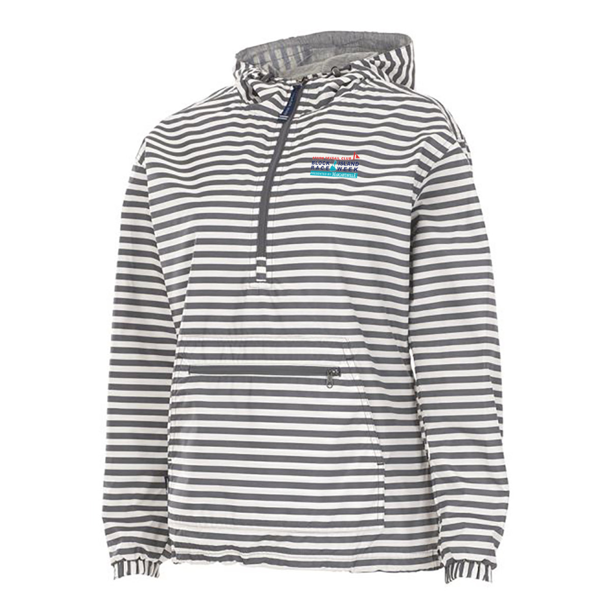 Block Island Race Week 2019 - Women's Striped Pullover