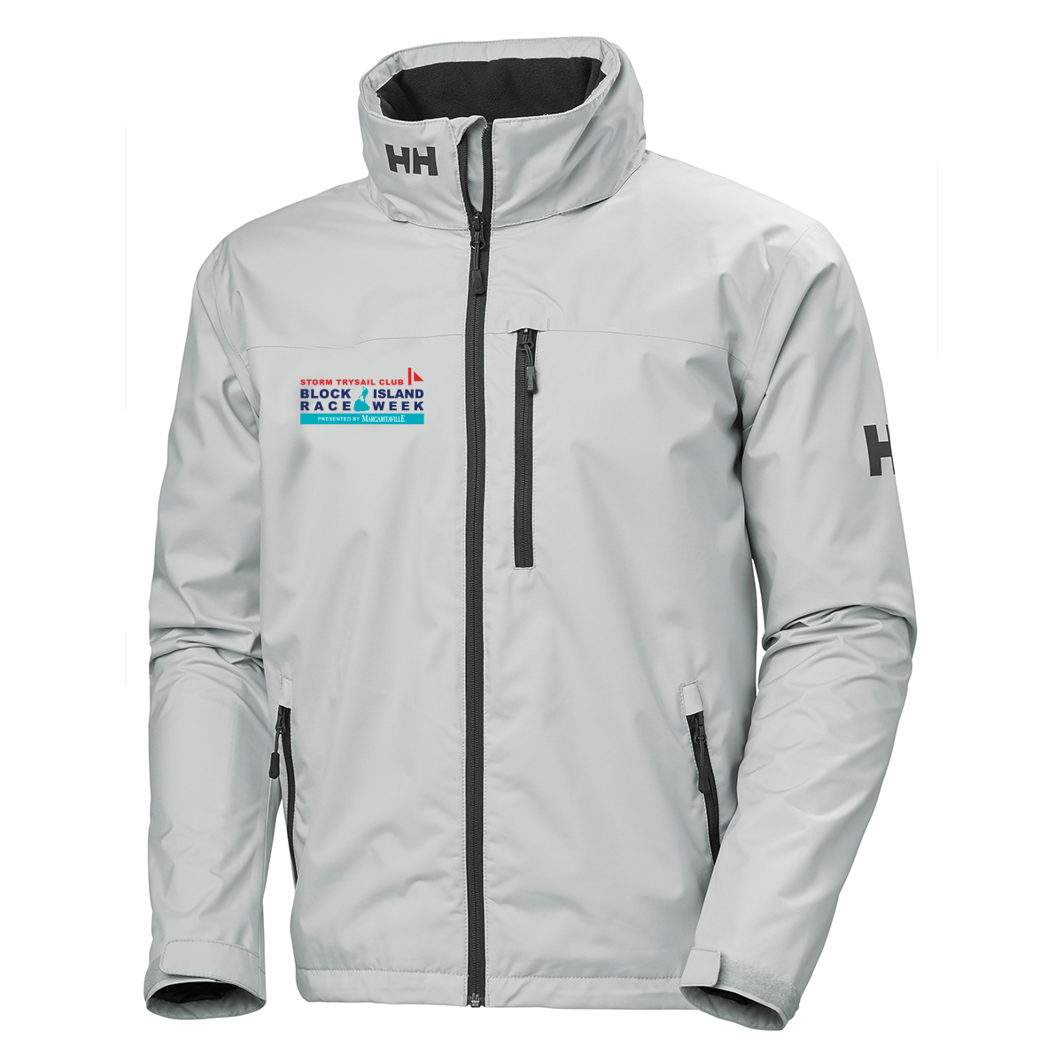 Block Island Race Week 21 - M's Crew Hooded Jacket