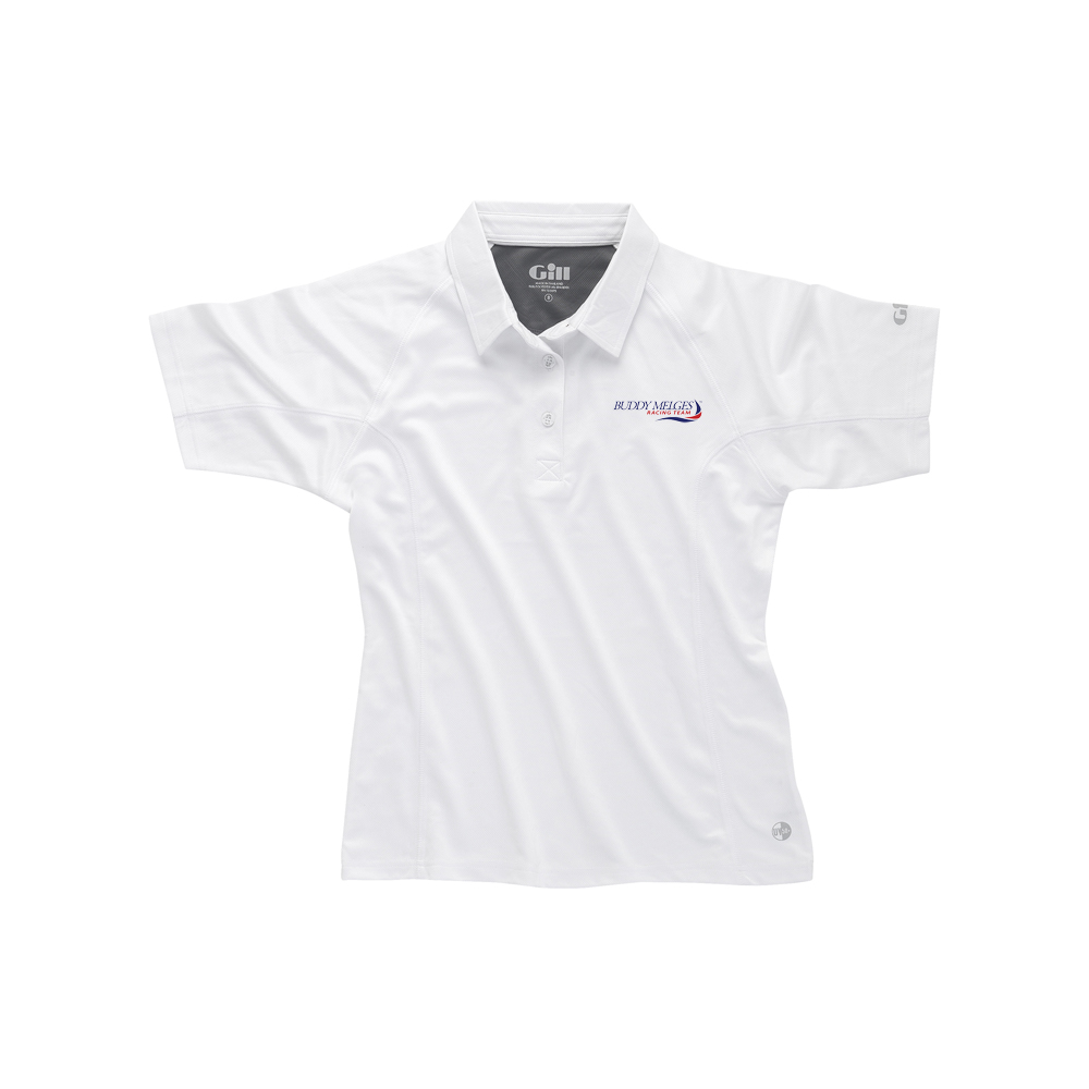 BMR WOMEN'S UV TECH POLO
