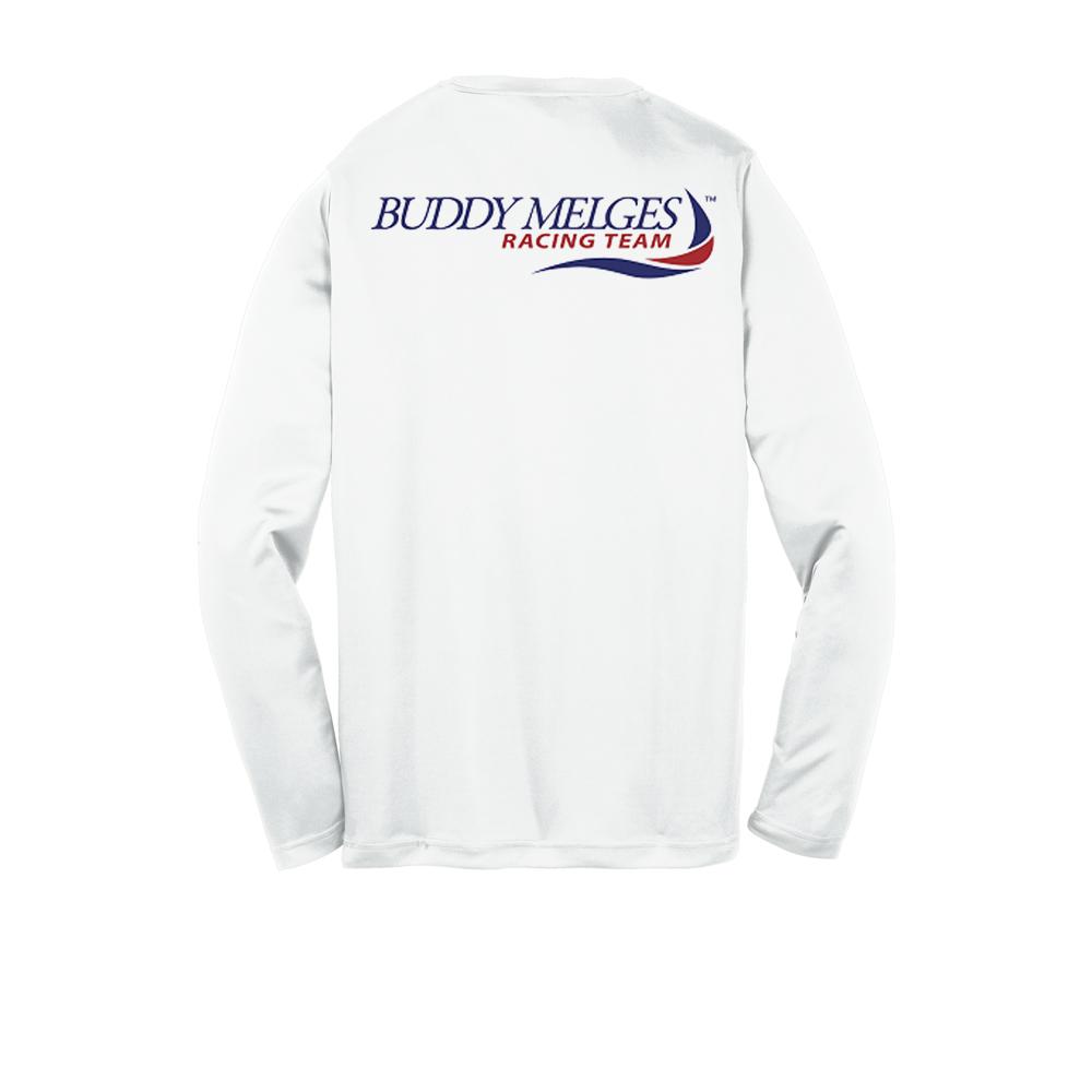 Buddy Melges Racing Team - Youth L/S Tech Tee (BMR216)