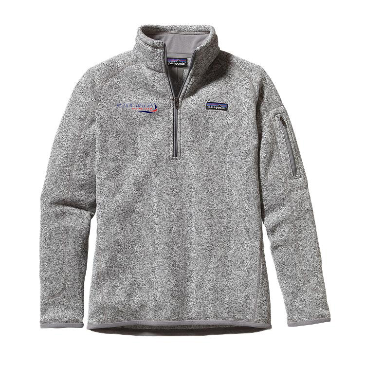 Buddy Melges Racing Team - Women's Patagonia Better Sweater 1/4 Zip Fleece