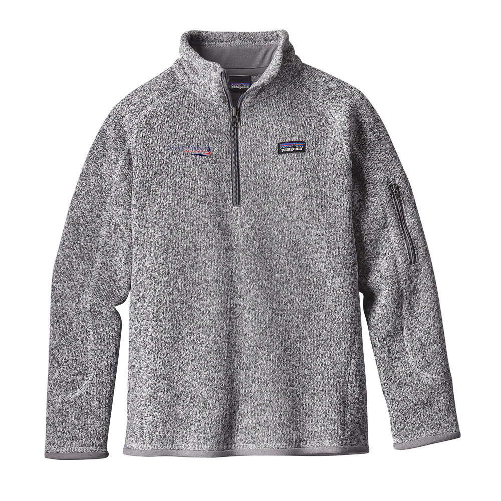 Buddy Melges Racing Team - Girl's Patagonia Better Sweater 1/4 Zip Fleece (BMR533)
