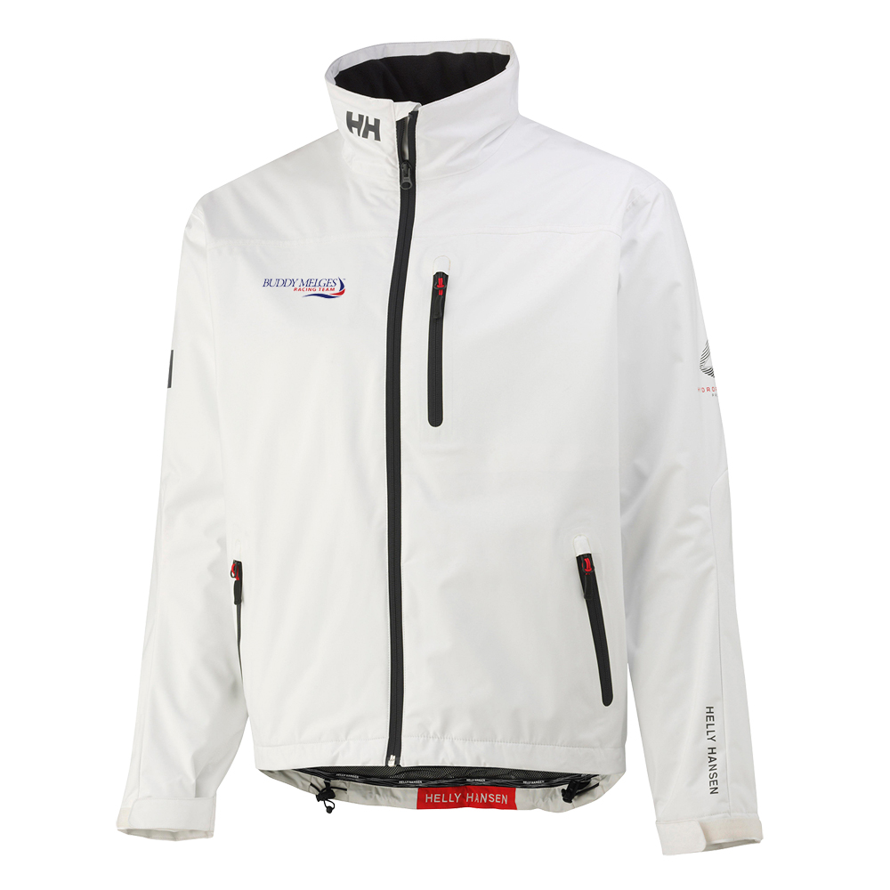 Buddy Melges Racing Team - Men's Helly Hansen Crew Midlayer Jacket (BMR624)