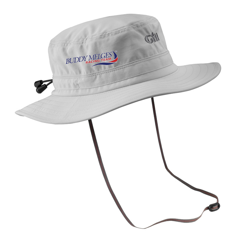 Buddy Melges Racing Team - Gill Tech UV Sun Hat (BMR922)
