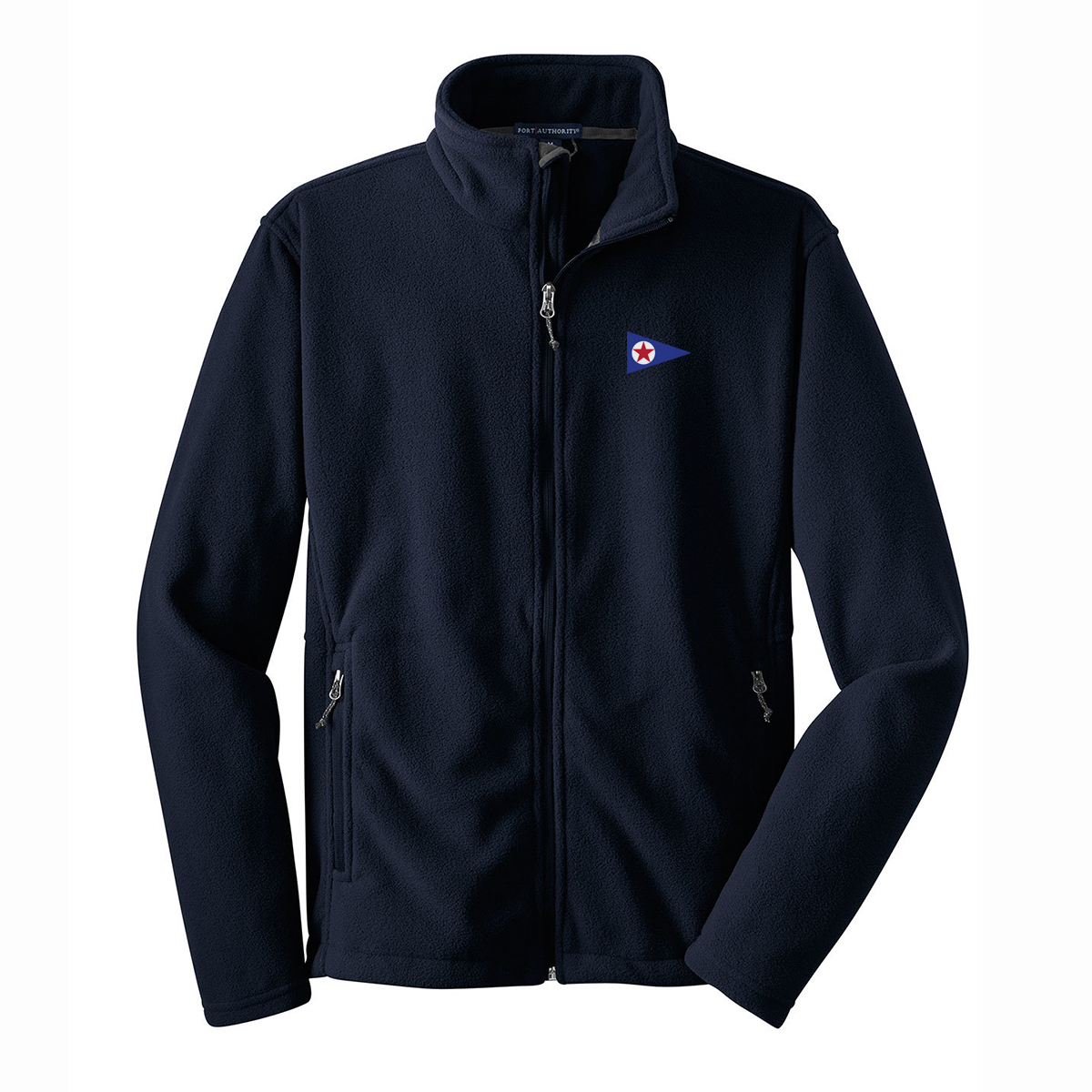 Barnstable Yacht Club -  Men's Value Fleece Jacket (BNY401)
