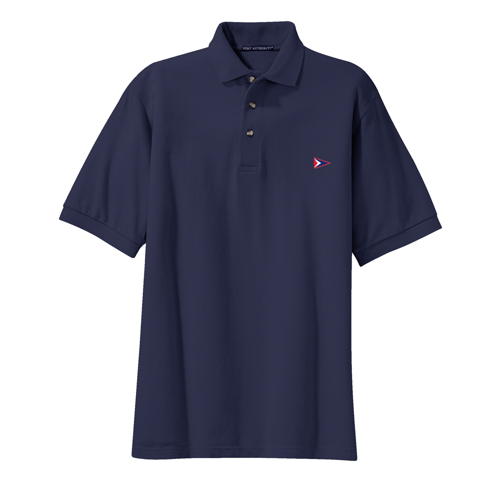 Biddeford Pool Yacht Club - Men's Cotton Polo (BPYC101)