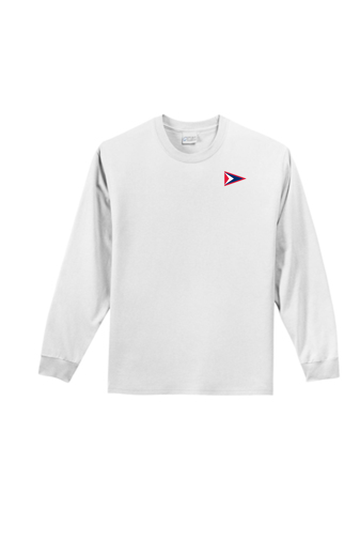 Biddeford Pool Yacht Club - Men's Long Sleeve Cotton Tee