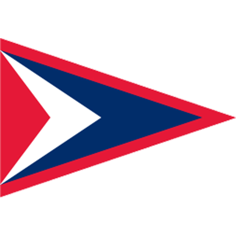 Biddeford Pool Yacht Club - Burgee Added to Other Products (BPYCEMB)