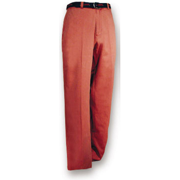 GREAT POINT M'S BRETON RED PLAIN FRONT PANT