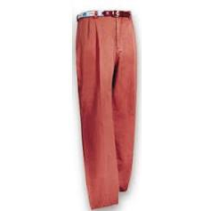 GREAT POINT M'S BRETON RED PLEATED PANTS