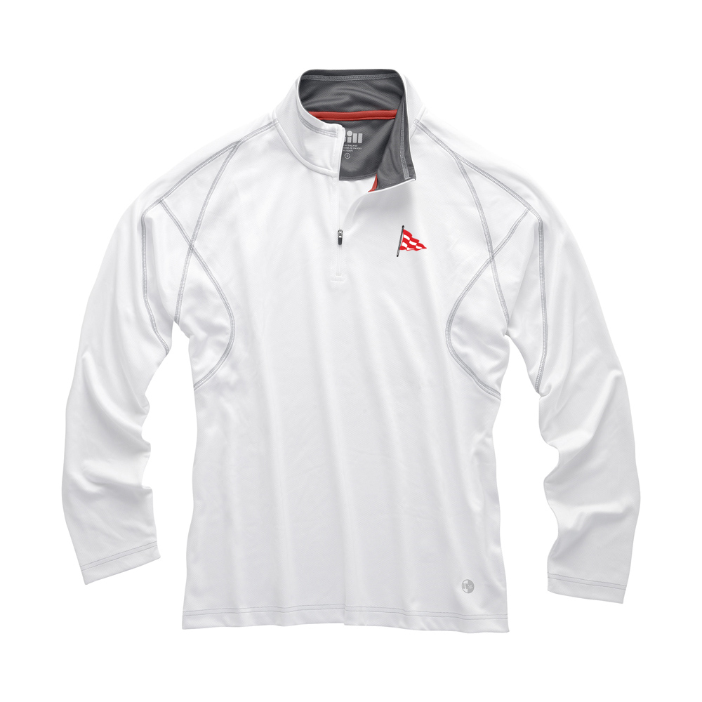 Black Rock Yacht Club - Men's Gill 1/4 Zip Tech Shirt (BRYC212)
