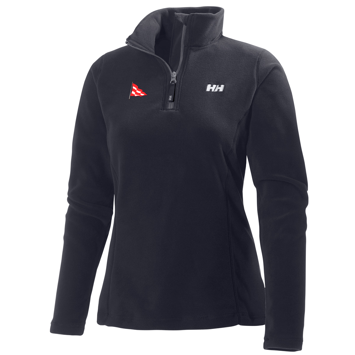 Black Rock Yacht Club - Women's Helly Hansen Daybreaker Fleece 1/2 Zip (BRYC502)