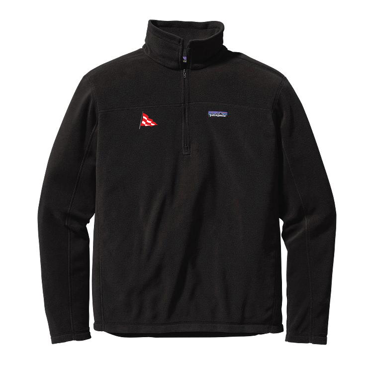 Black Rock Yacht Club - Men's Patagonia Micro D Fleece (BRYC503)