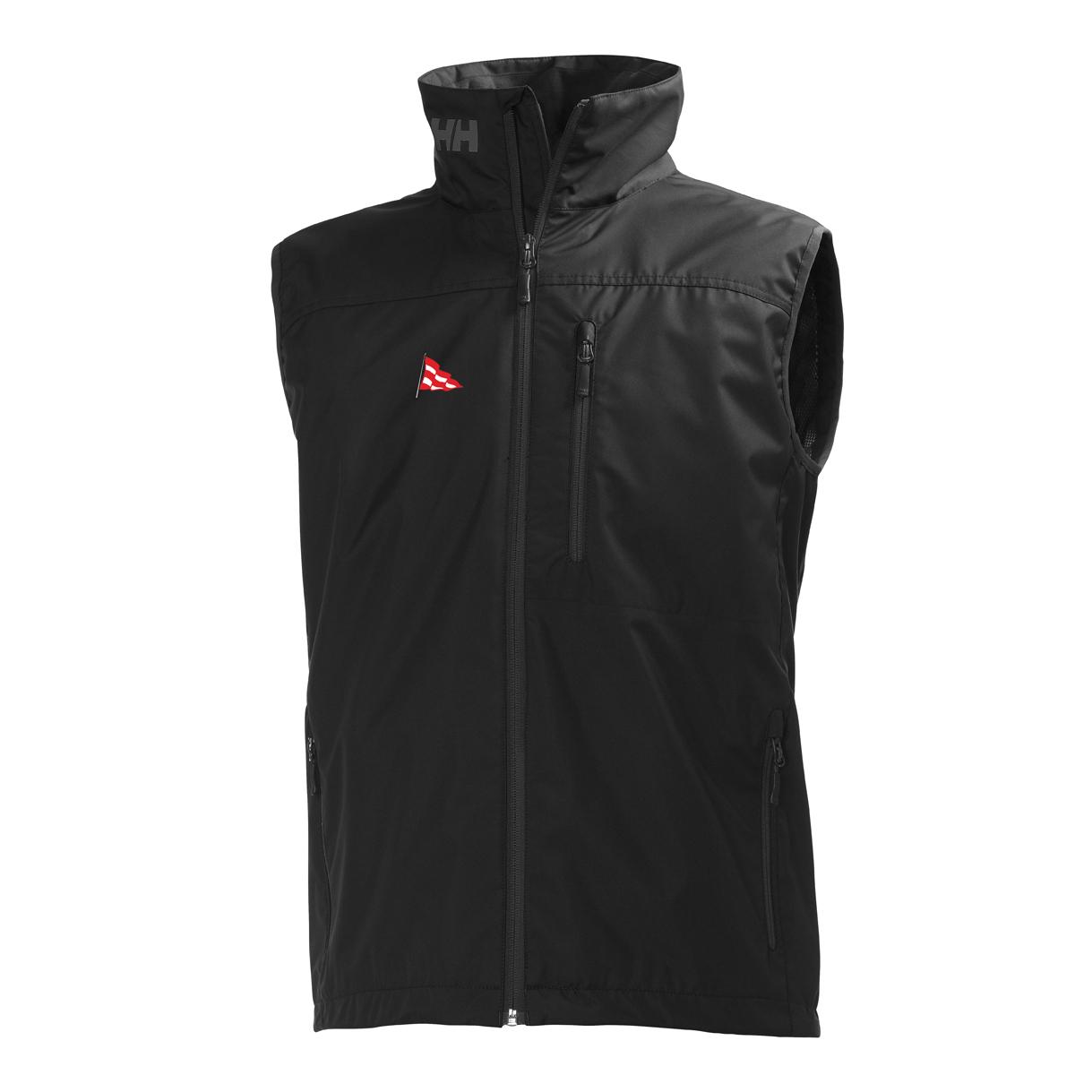 Black Rock Yacht Club - Men's Helly Hansen Crew Vest (BRYC520)