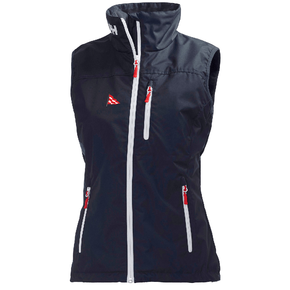 Black Rock Yacht Club - Women's Helly Hansen Crew Vest (BRYC521)
