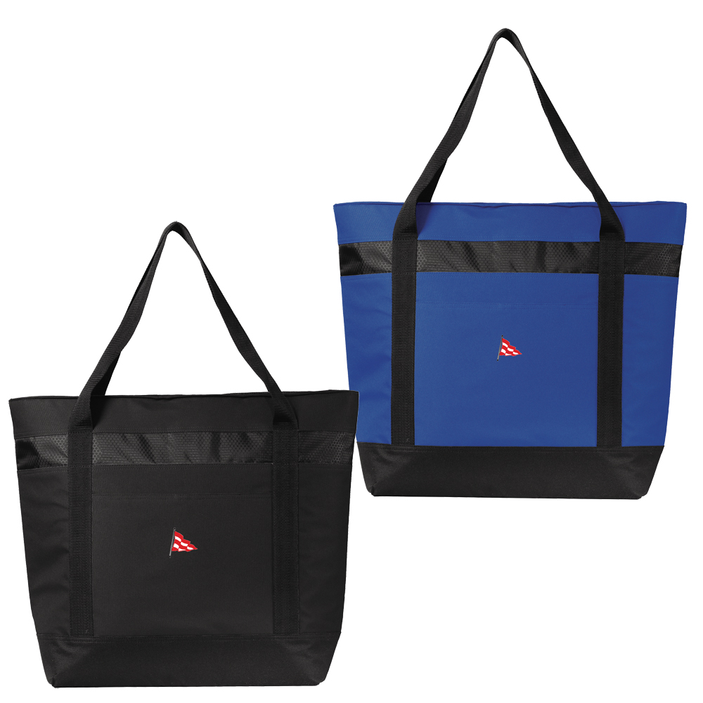 Black Rock Yacht Club - Insulated Cooler Tote (BRYC702)
