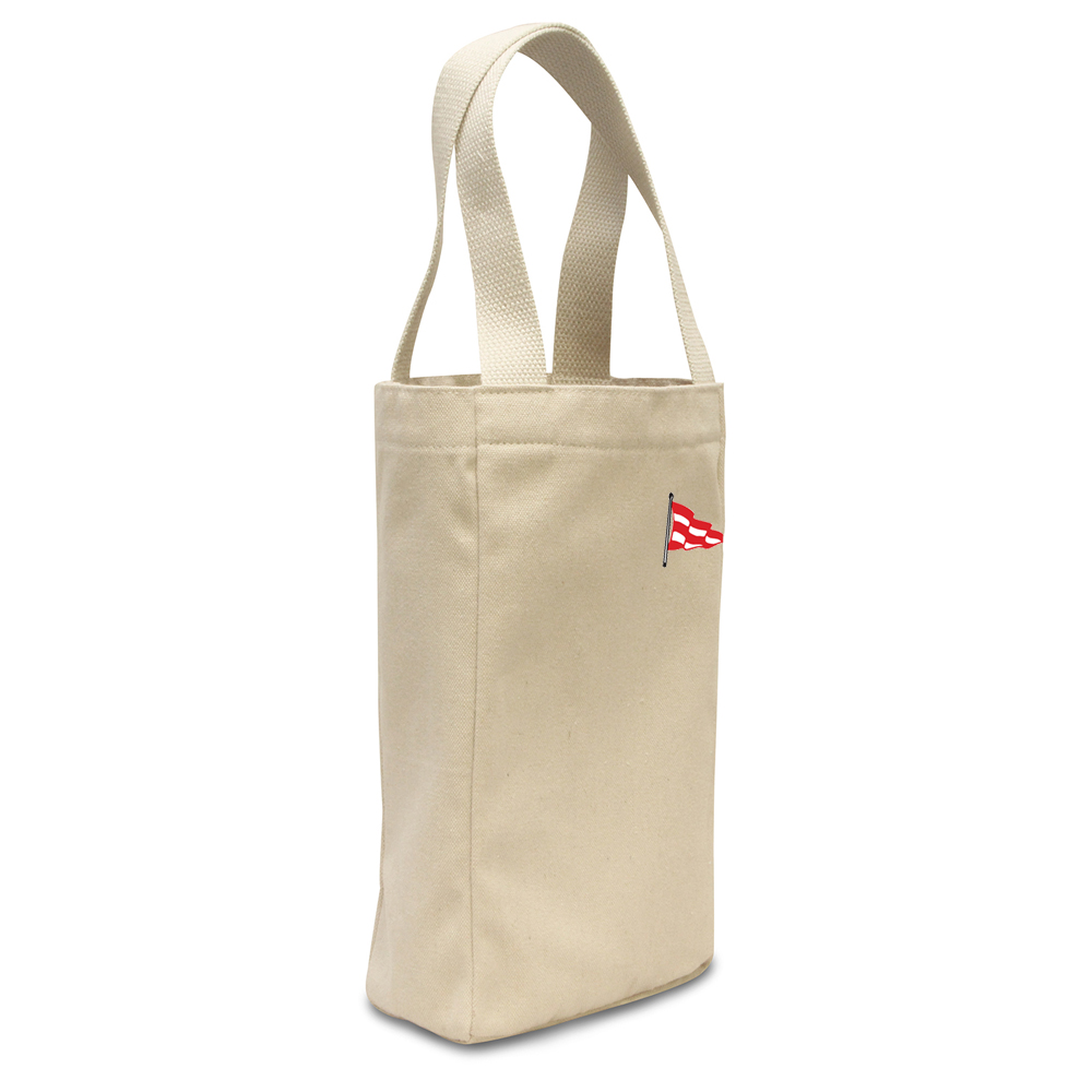 Black Rock Yacht Club - Double Wine Tote