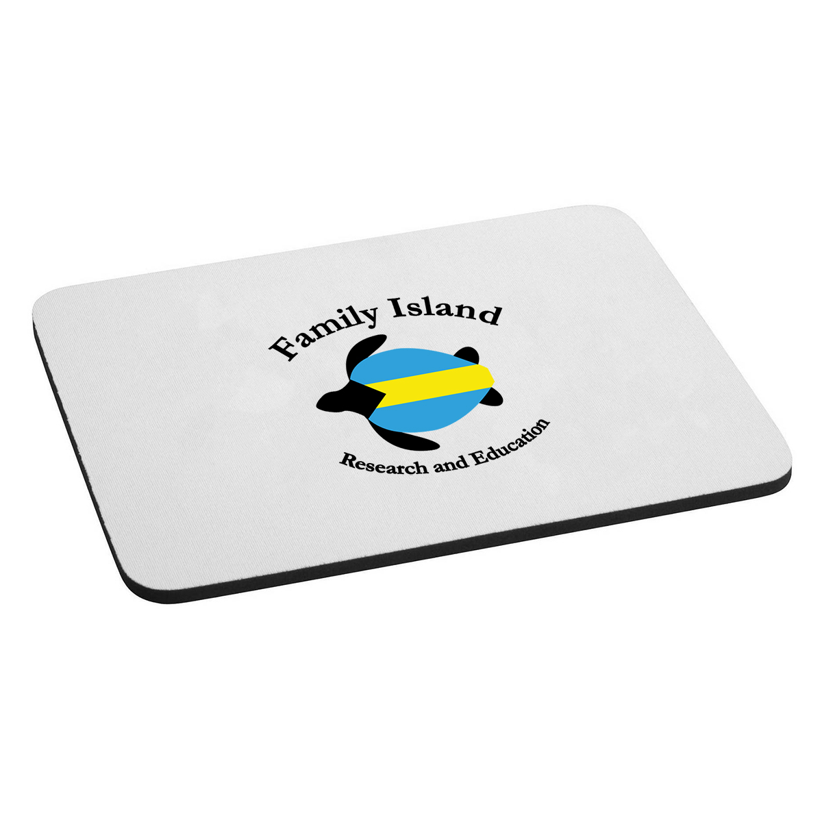 Bahamas Sea Turtle Research - Mouse Pad (BSTR404)