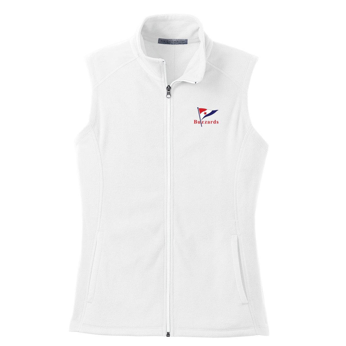 Buzzards Yacht Club - Micro Fleece Vest