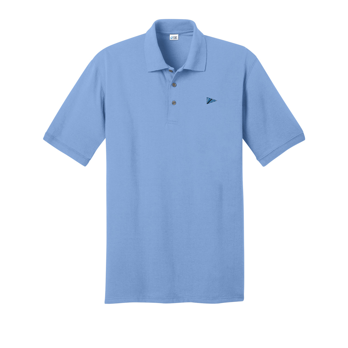 Breakwater Yacht Club-Men's Cotton Polo