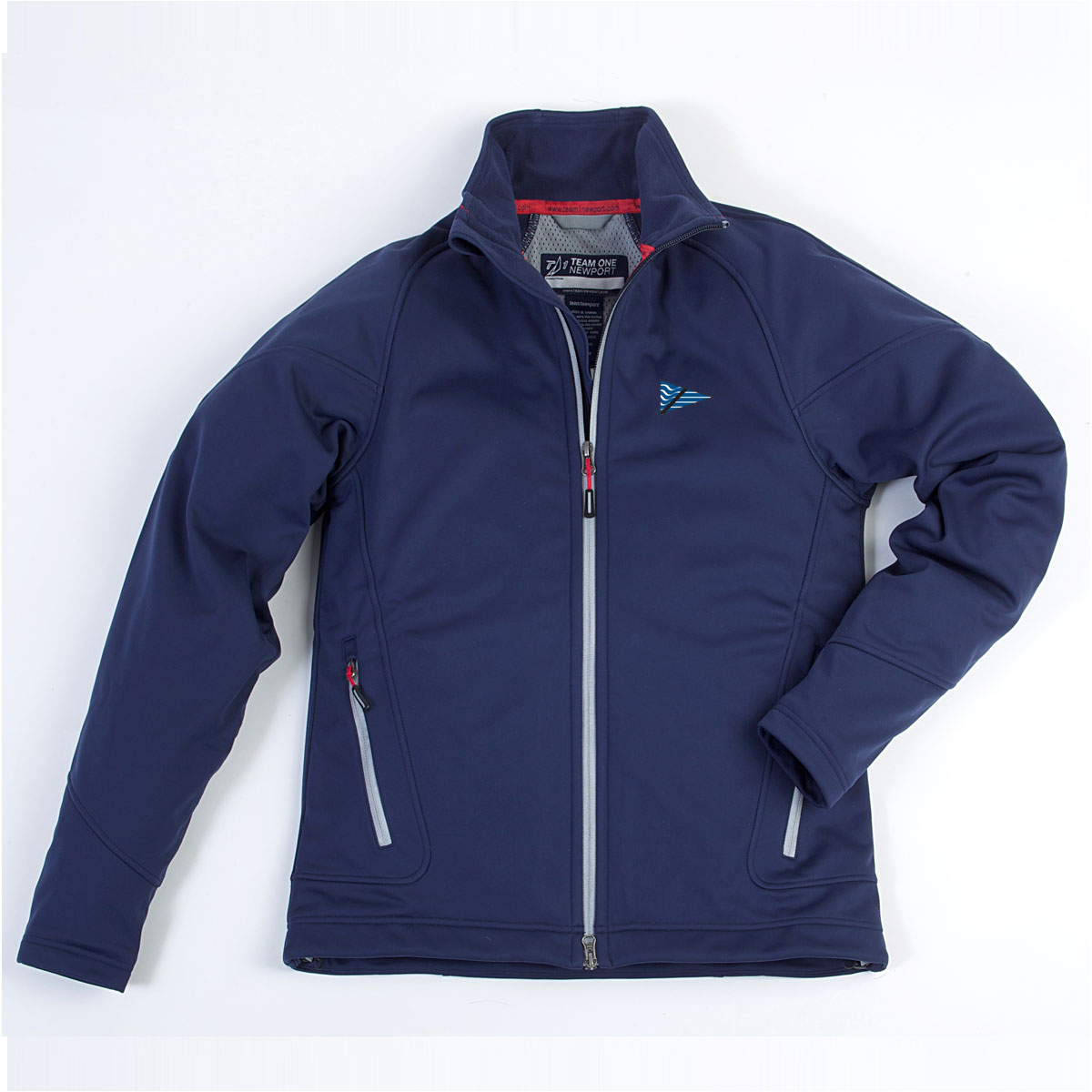Breakwater Yacht Club - M's Scrambler Softshell Jacket