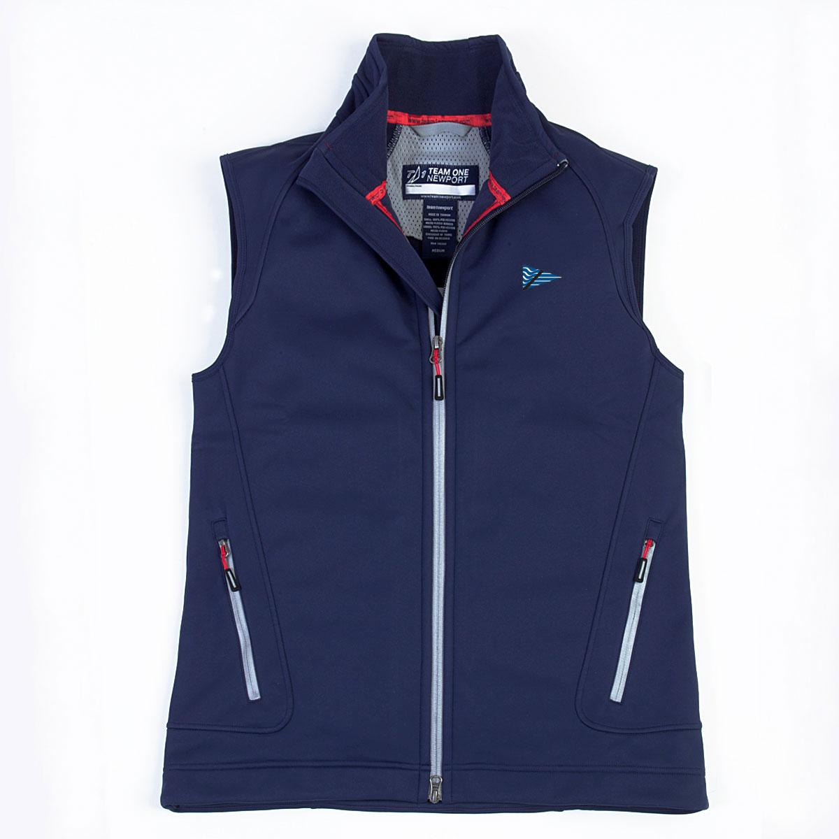 Breakwater Yacht Club - Men's Scrambler Softshell Vest