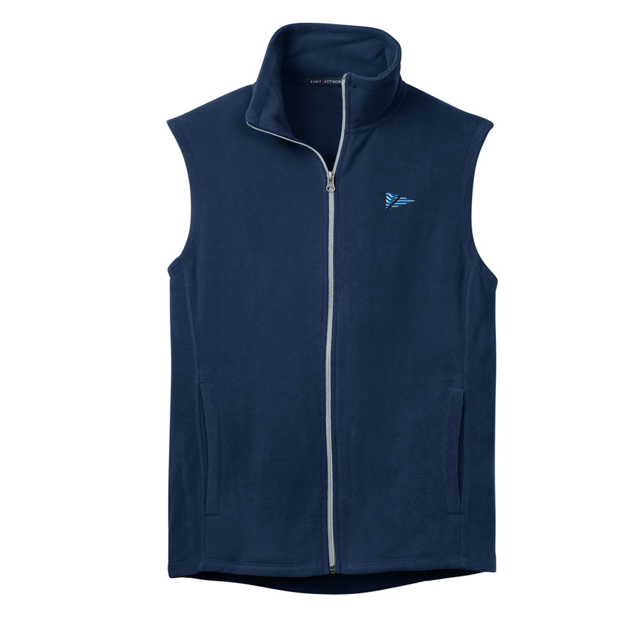 Breakwater Yacht Club - Men's Fleece Vest