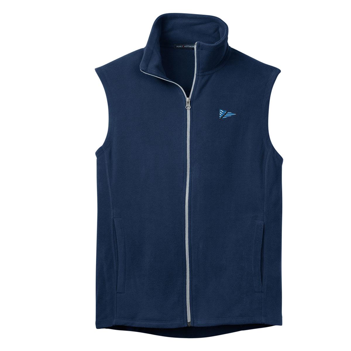 Breakwater Yacht- M's Fleece Vest