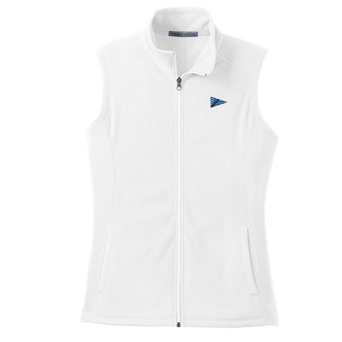 Breakwater Yacht Club- W's Fleece Vest