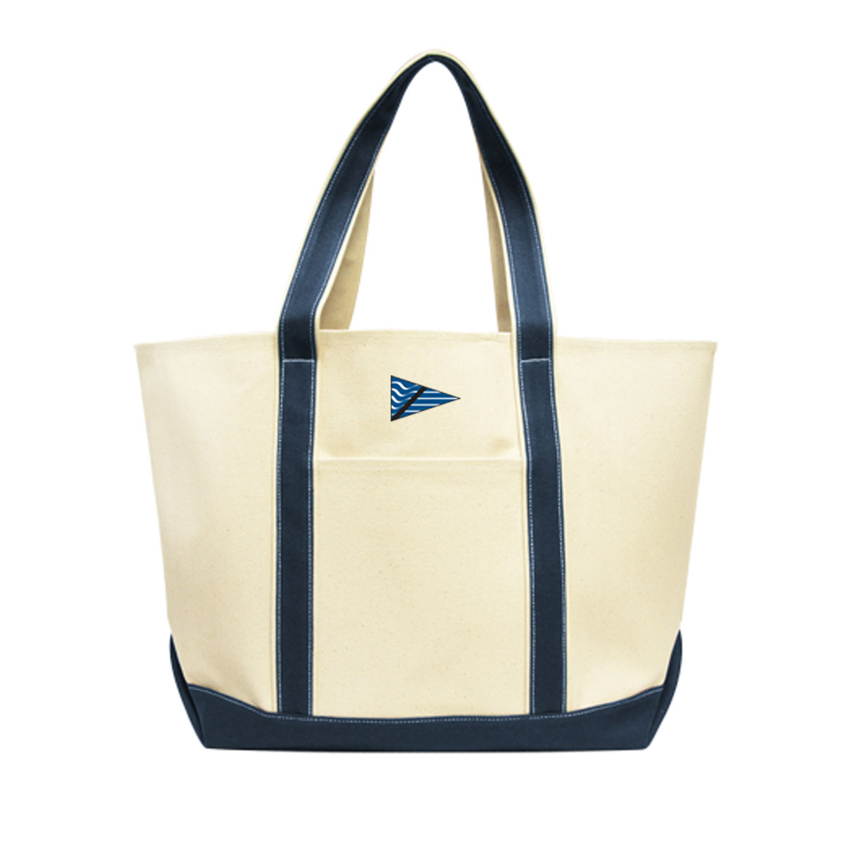 Breakwater Yacht Club - Canvas Tote