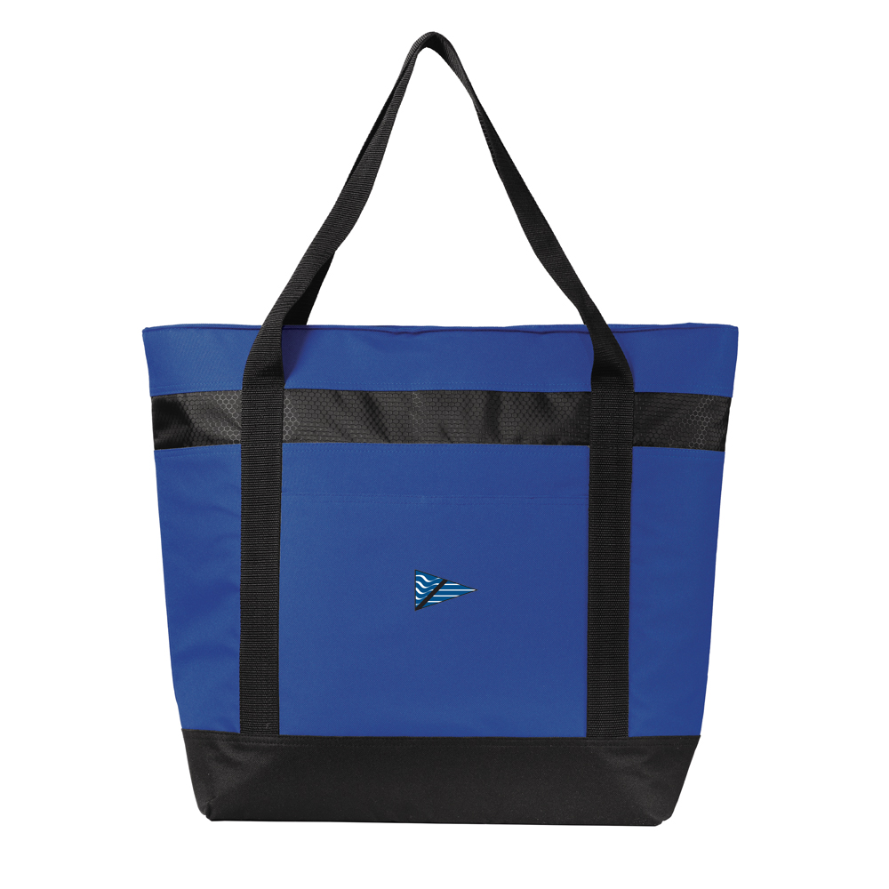 Breakwater Yacht Club - Insulated Cooler Tote