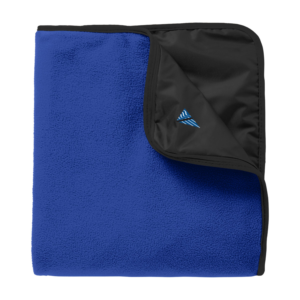 Breakwater Yacht Club- Shelled Fleece Blanket