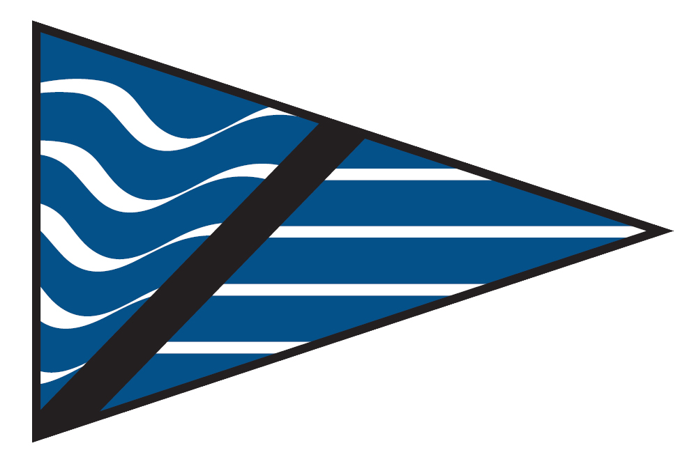 Breakwater Yacht Club Burgee - Add to other products
