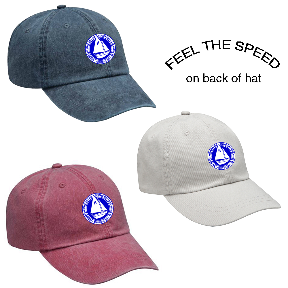 Beverly Yacht Club- H-12 Fleet Hats