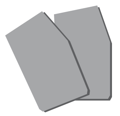 Camet Junior Foam Pads (RJRPAD)