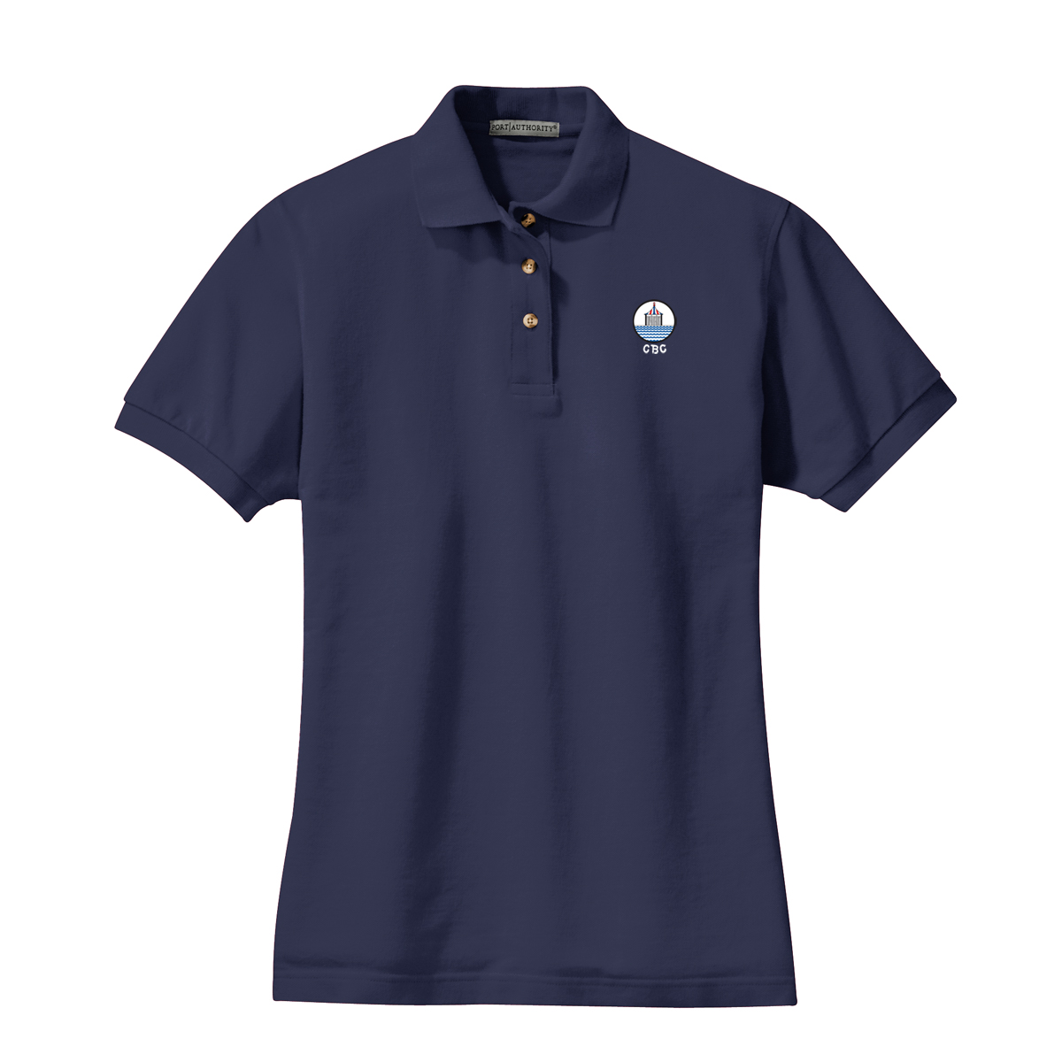 Chappaquiddick Beach Club - Women's Cotton Polo