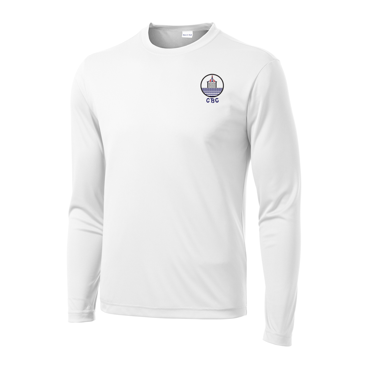 Chappaquiddick Beach Club - Men's Long Sleeve Tech Tee