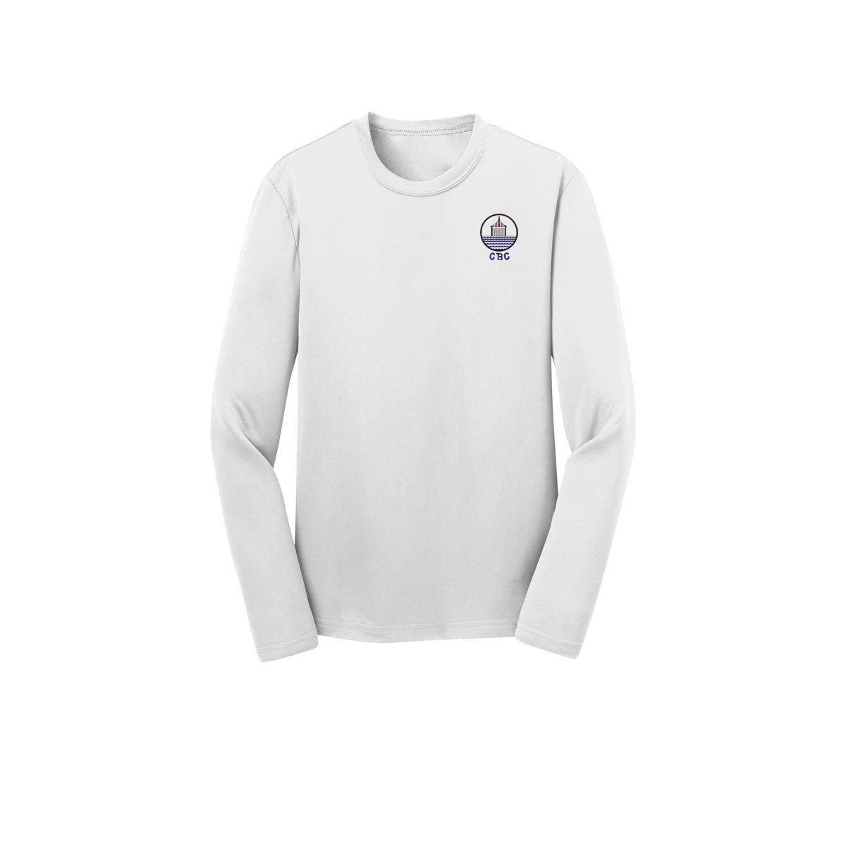 TEAM ONE NEWPORT K'S L/S TECH TEE - Around the Mark