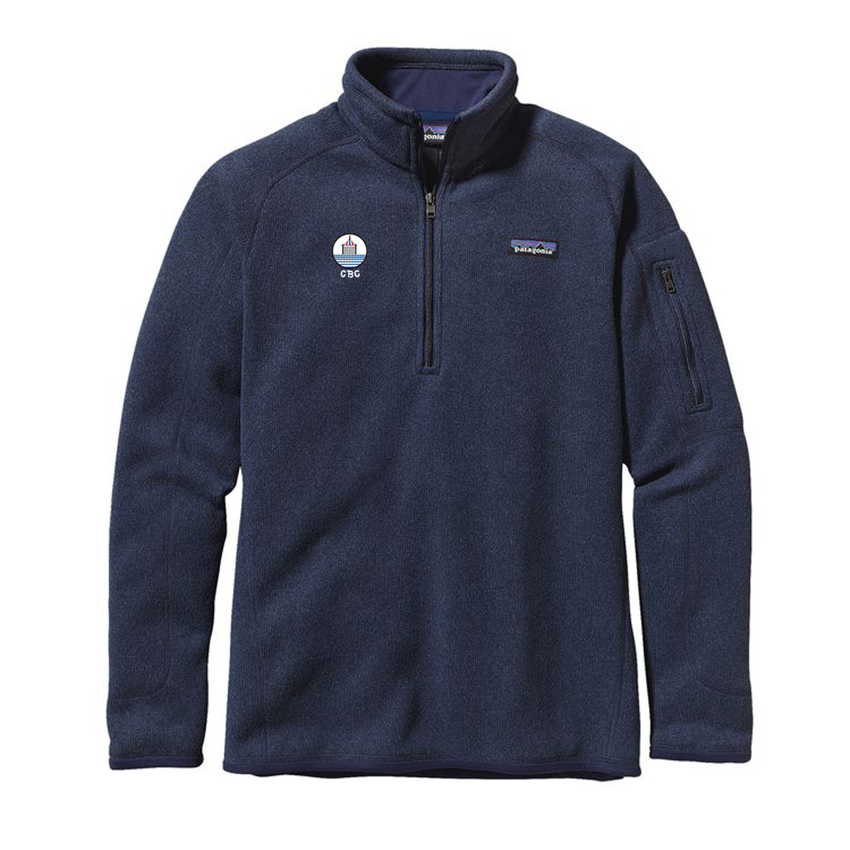 CBC - PATAGONIA W'S BETTER SWEATER 1/4 ZIP