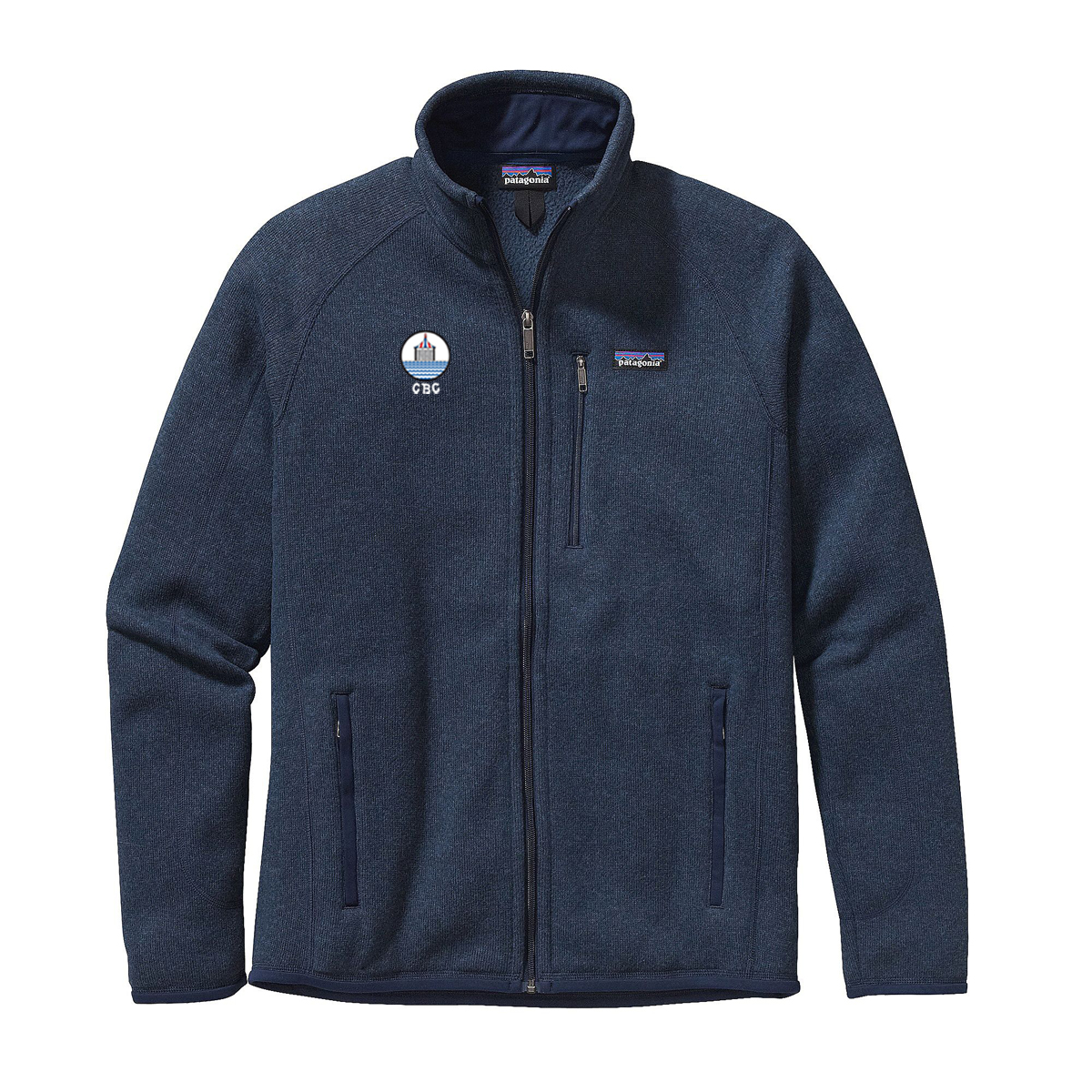 Chappaquiddick Beach Club - Men's Patagonia Better Sweater Jacket