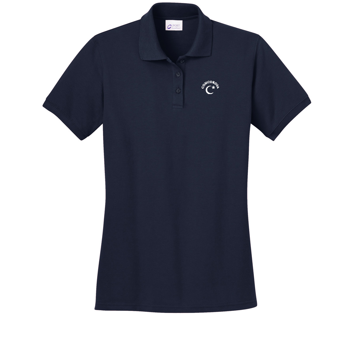 CONCORDIA - Women's COTTON POLO