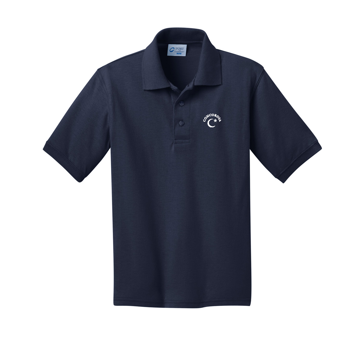 CONCORDIA - K'S COTTON POLO