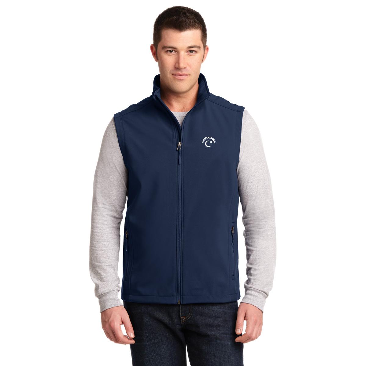 Concordia Yachts - Men's Softshell Vest