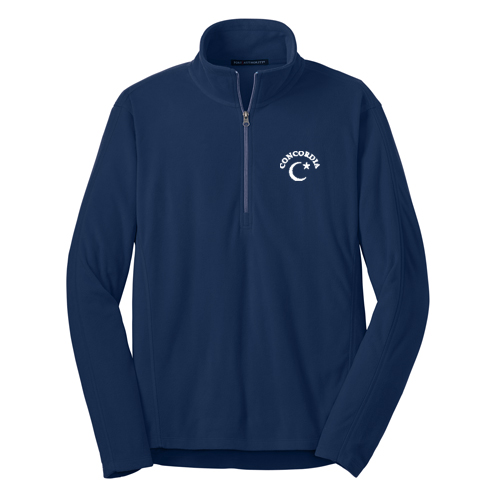 CONCORDIA - Men's MICRO FLEECE PULLOVER