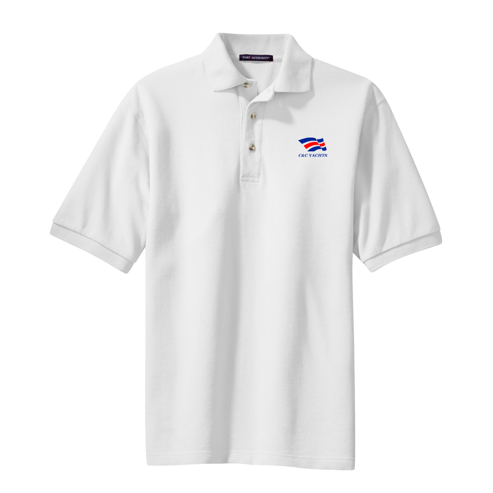 C&C YACHTS YACHTS - M'S COTTON POLO